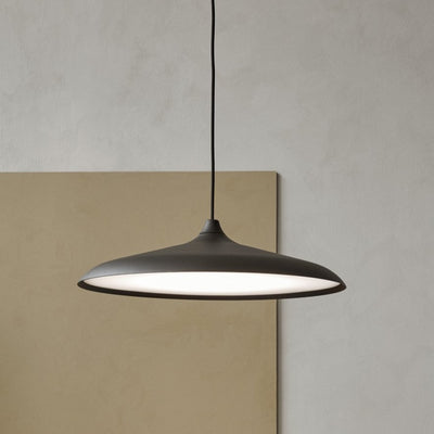 Menu Circular Lamp - Bronze