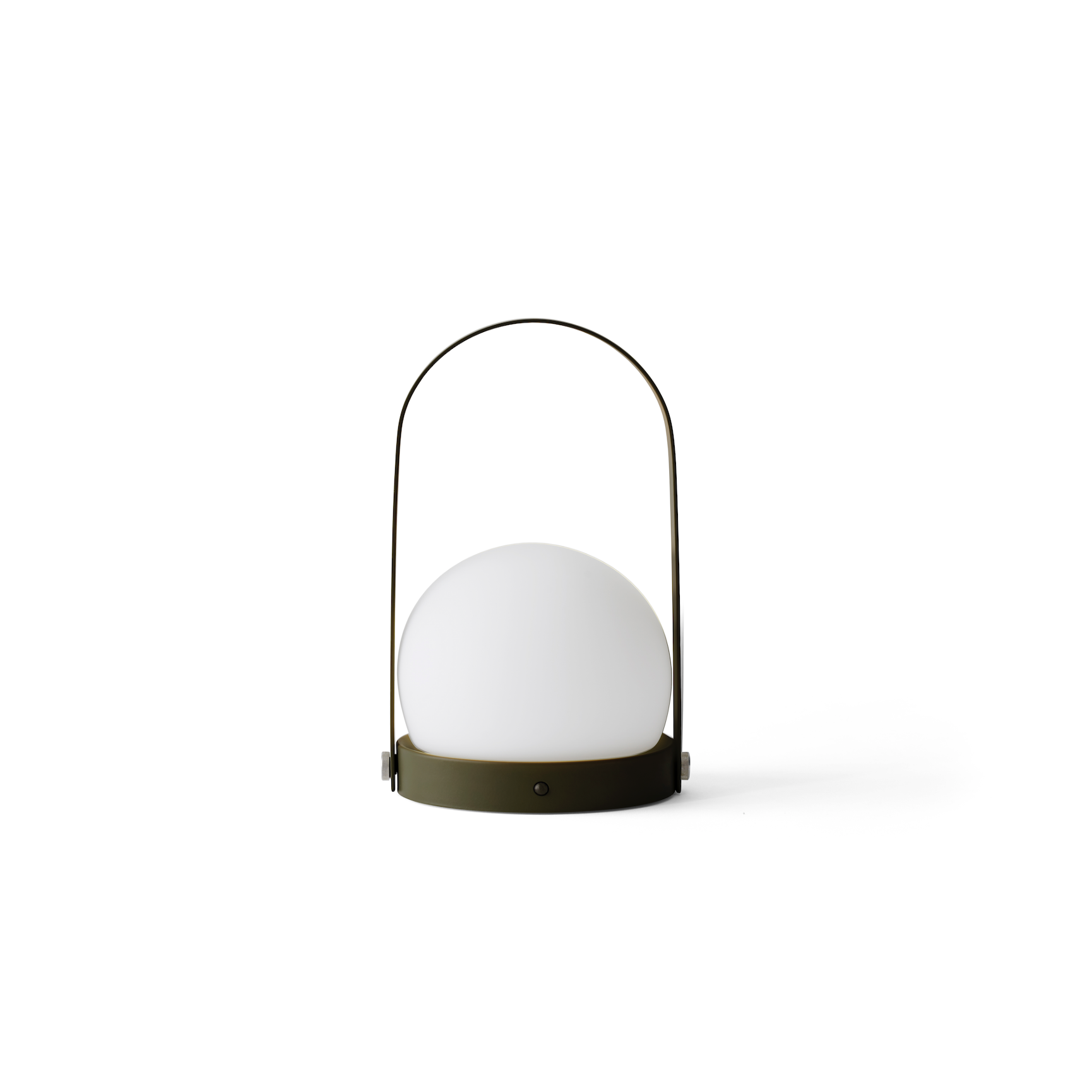Menu, Carrie LED Lamp Olive - By Norm Architects