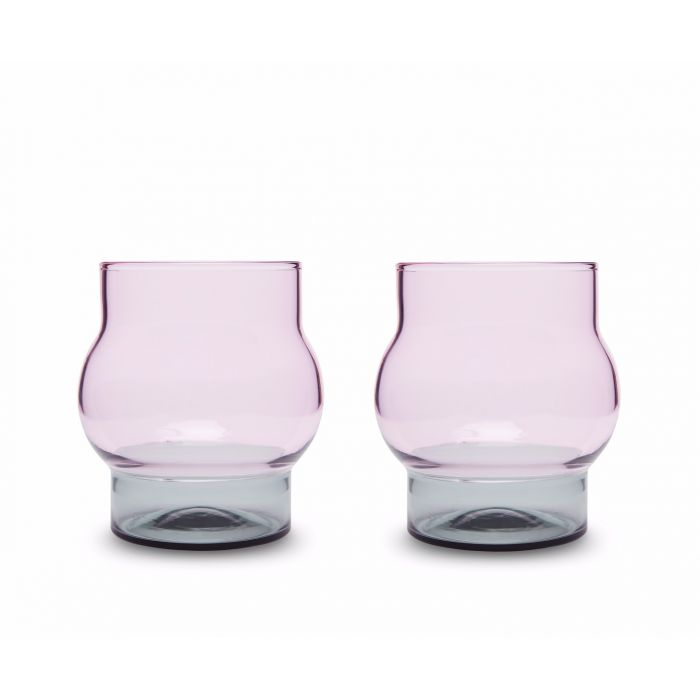 Tom Dixon Short Glass 225 ml  - set of 2