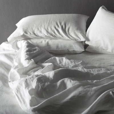 Sheet Set- King White