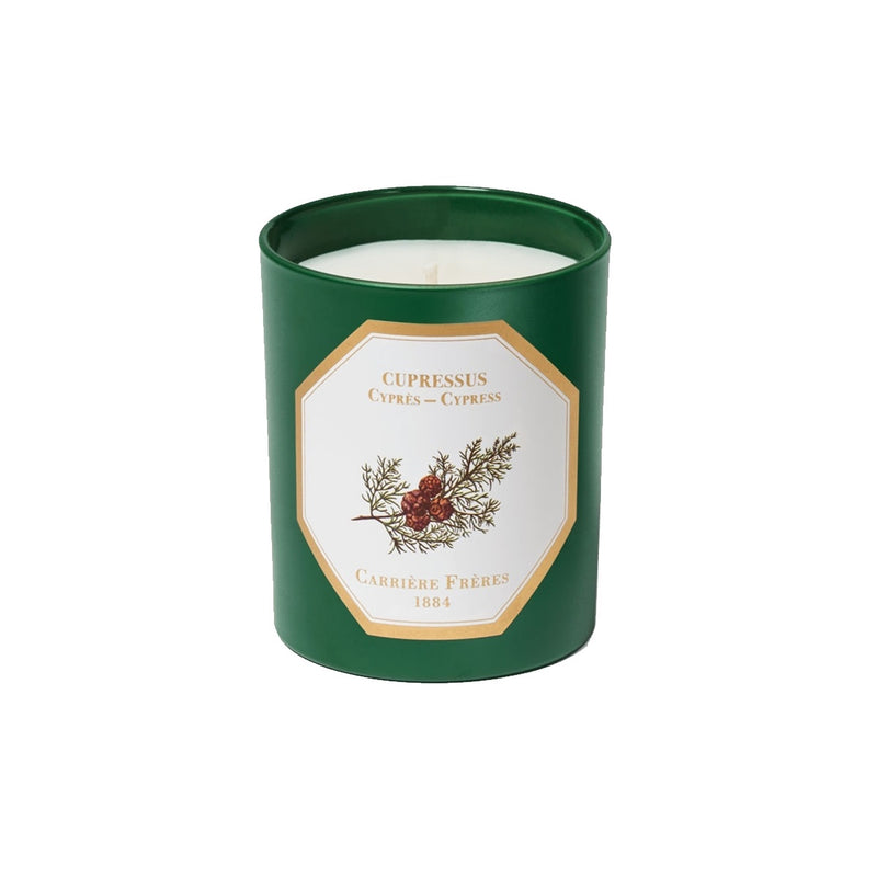 Carriere Freres Cypress Candle 185g