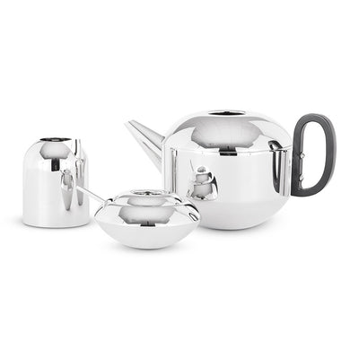 Tom Dixon Form Teapot - Stainless Steel