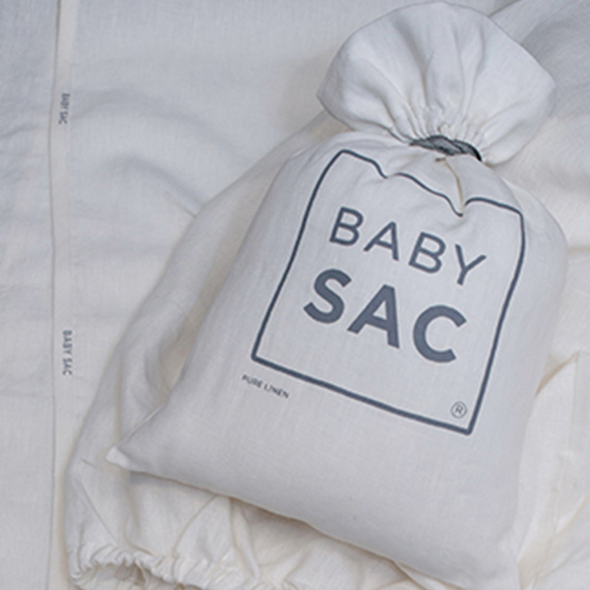 Baby Sac - Bassinet - White