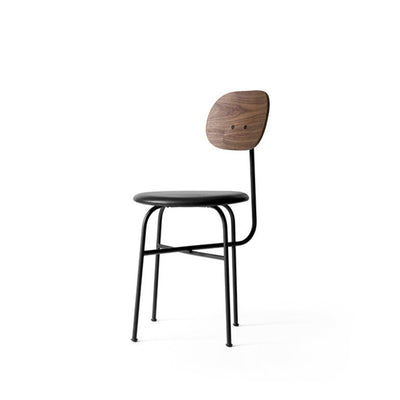 Afteroom Dining Chair Plus - Black/Walnut