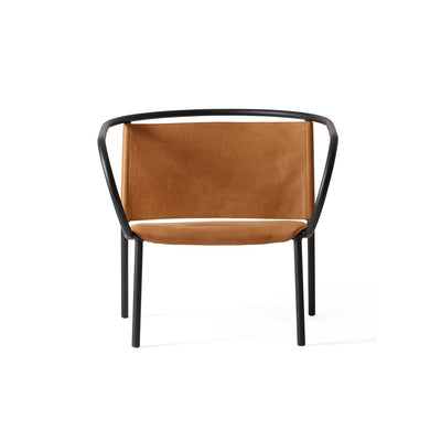 Afteroom Lounge Chair, Cognac