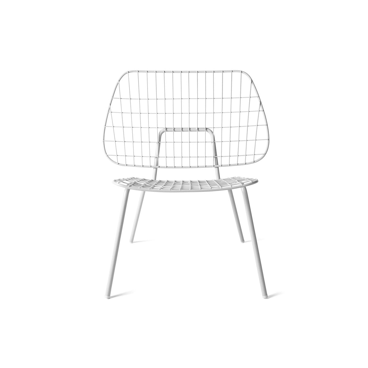Menu WM String Lounge Chair, White