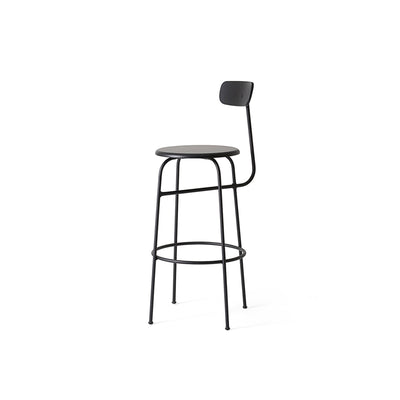 Afteroom Bar Chair, Black