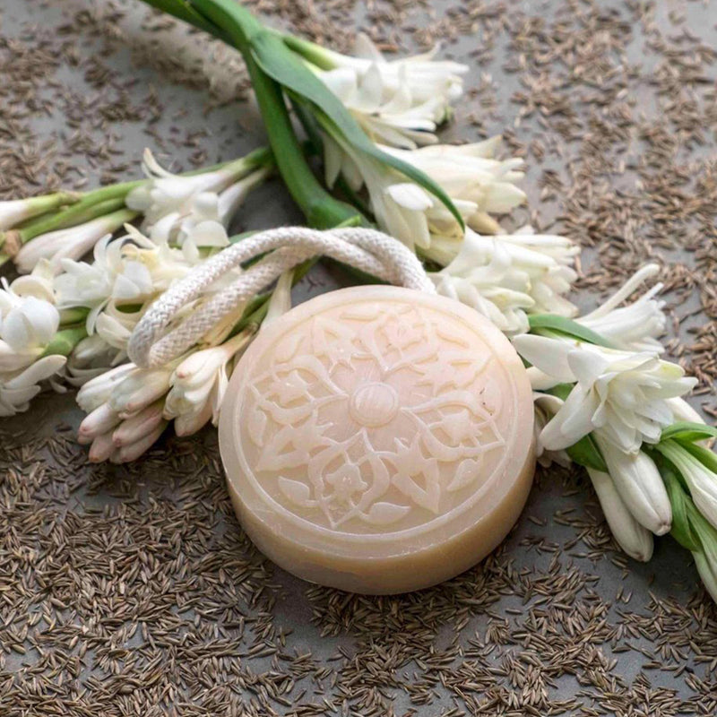 Hammam Soap on a Rope - Tuberose
