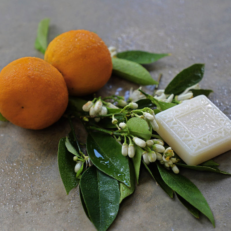 Ma'amoul Soap - Orange Blossom