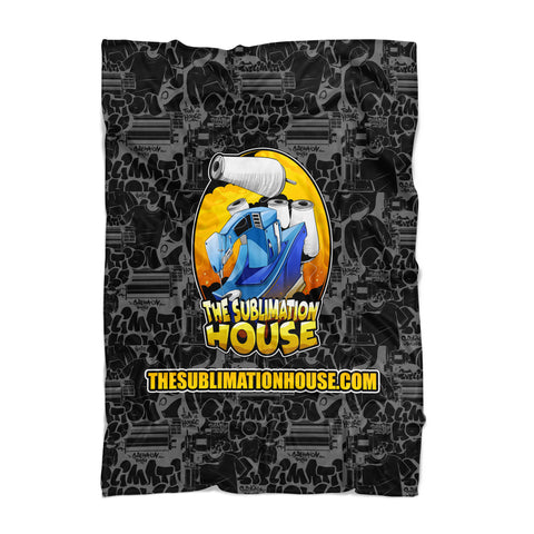 SUBLIMATION HOUSE BLANKET