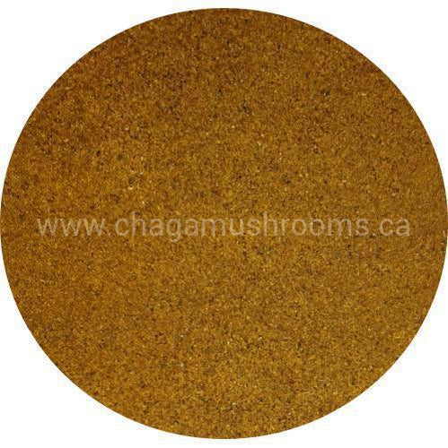 Canadian Chaga Mushroom Fine Powder - 454g (1lb)-ChagaMushrooms.ca