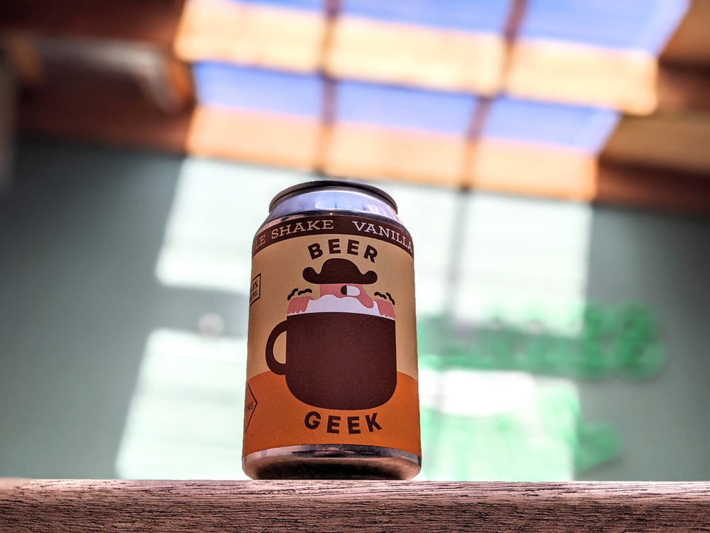 Mikkeller  - Beer Geek Vanilla Maple Shake Imperial Stout