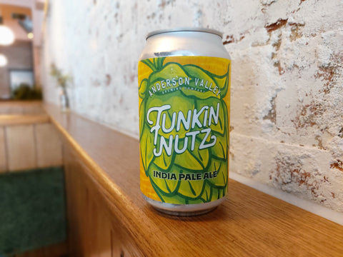 Anderson Valley - Funkin' Nuts IPA