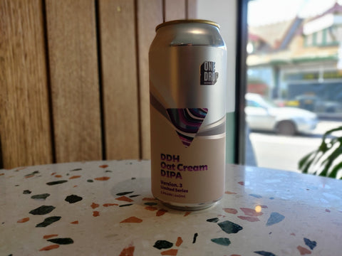 One Drop - DDH Oat Cream DIPA