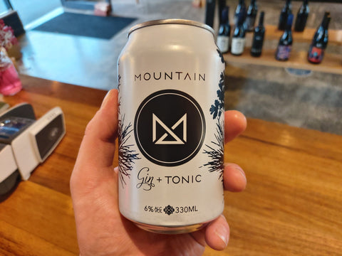 Mountain -Gin & Tonic
