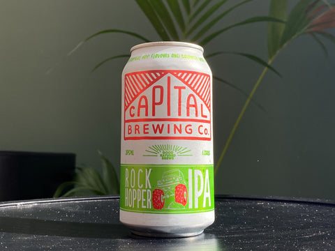 Capital - Rockhopper IPA