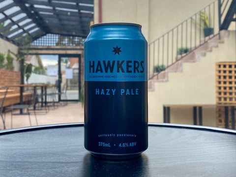 Hawkers - Hazy Pale