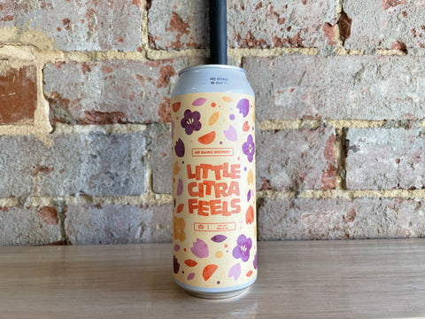 Mr Banks - Little Citra Feels DDH Oat Cream IPA