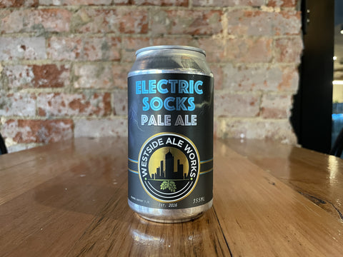 Westside Ale Works - Electric Socks APA