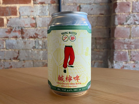 Young Master - Cha Chaan Teng Lime Gose