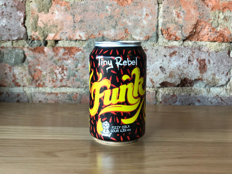 Tiny Rebel - Funk Fizzy Cola Sour