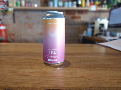 Cloudwater Soft and Juicy IPA