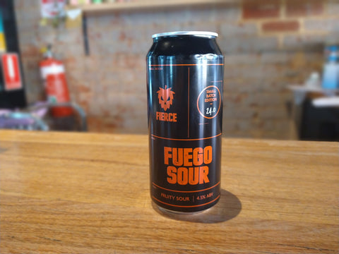 Fierce Beer - Fuego Sour Lime & Habanero