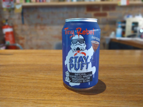 Tiny Rebel - Stay Puft Espresso Martini Porter