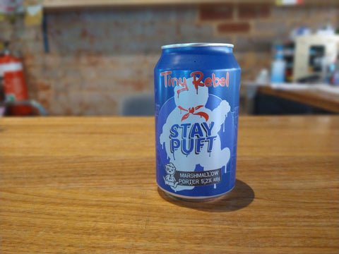 Tiny Rebel - Stay Puft - Marshmellow Porter