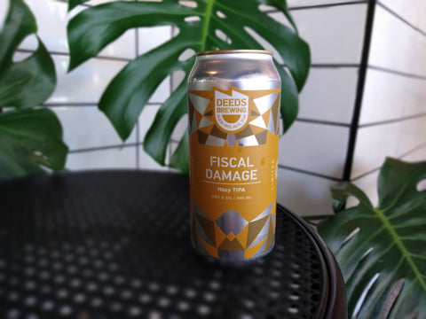 Deeds Brewing - Fiscal Damage