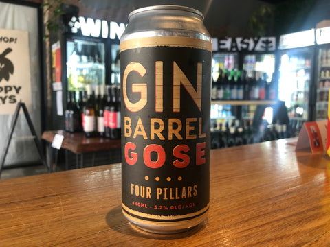 Hargreaves Hill - Gin Barrel Gose