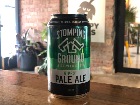 Stomping Ground - Gipps St - Pale Ale