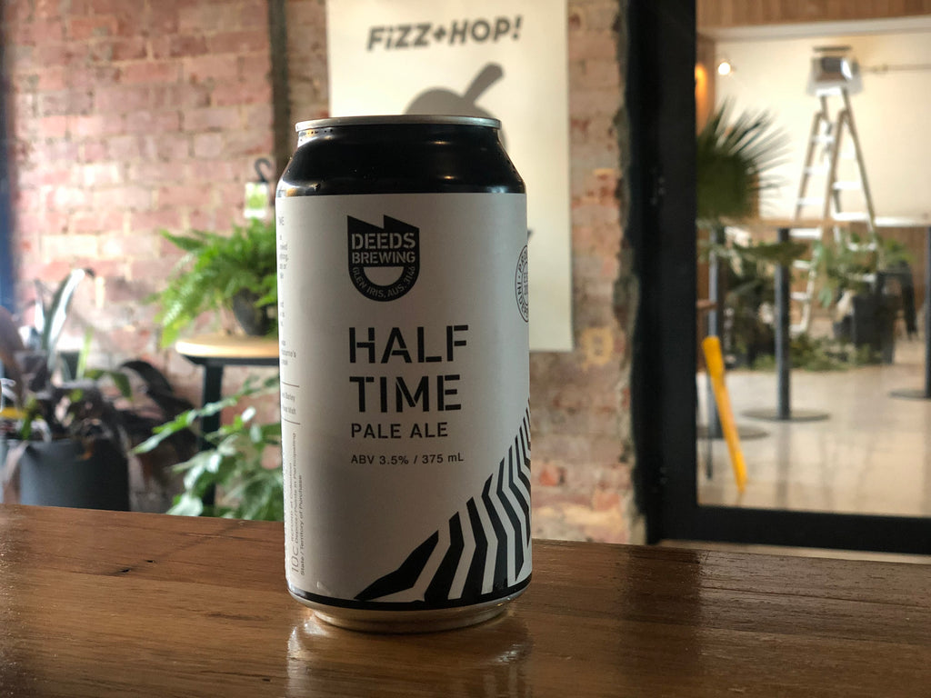 Deeds Brewing - Half Time Lil' Pale