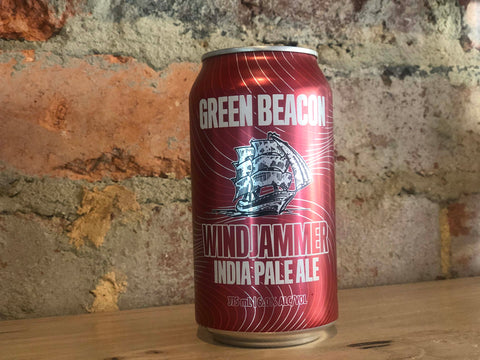 Green Beacon - Windjammer - IPA