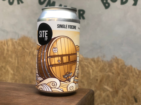 Hop Nation - Single Foedre Sour Blonde