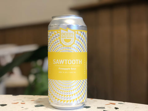 Deeds Brewing - Sawtooth Pineapple Sour