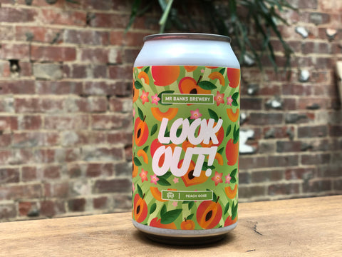 Mr Banks - Lookout! Peach Gose