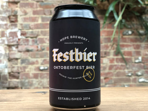 Hope Brewing - Festbier