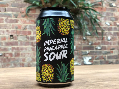 Hope Brewing - Imperial Pineapple Sour