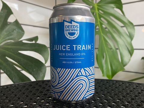Deeds Brewing - Juice Train NEIPA