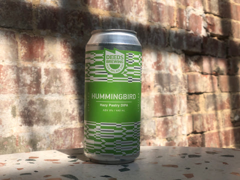 Deeds Brewing - Hummingbird Hazy Pastry DIPA