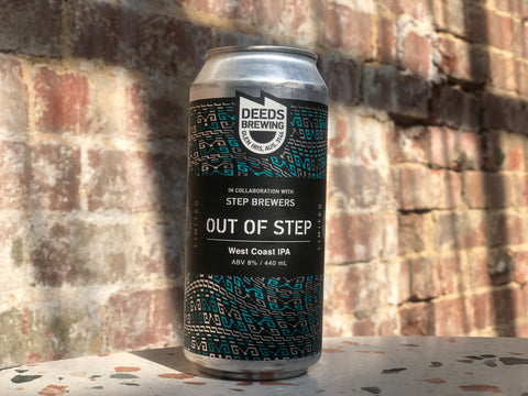 Deeds Brewing - Out of Step West Coast IPA