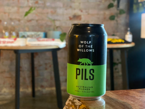 Wolf of the Willows - Pilsner