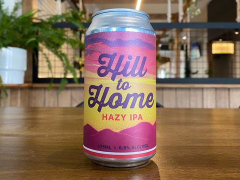 Hargreaves Hill - Hill to Home Hazy IPA