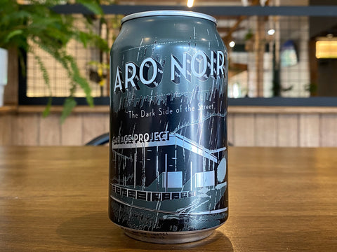 Aro Noir - Garage Project