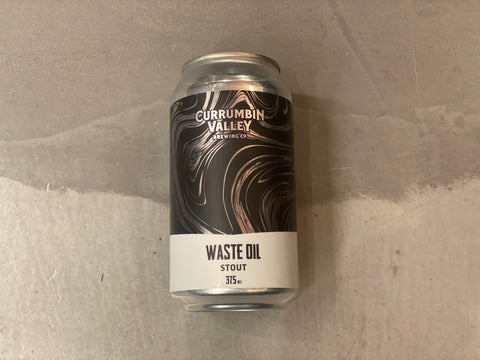 Currumbin Valley - Waste Oil Stout