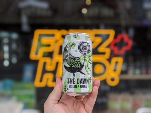 Hop Nation - The Dawn Double NEIPA
