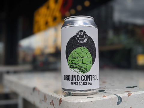 Hop Nation - Ground Control IPA