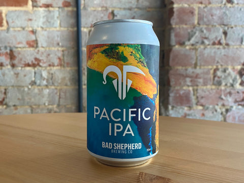 Bad Shepherd Pacific IPA