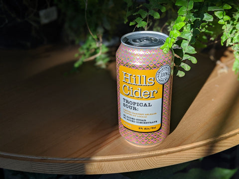 The Hills - Tropical Cider